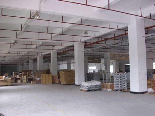 苏州厂房装修